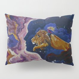 Lily the Lionhearted Pillow Sham