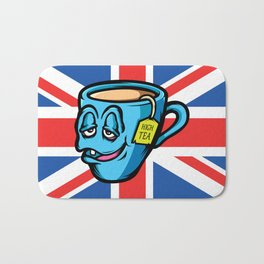 High Tea Bath Mat