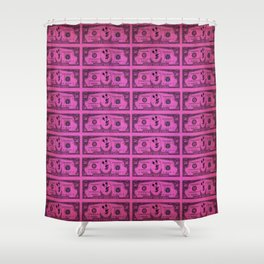 Money for Nothing Shower Curtain