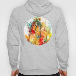 The Spirit of a Horse Hoody