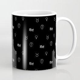 Taurus Pattern Coffee Mug