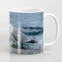 Seagulls, Norway Coffee Mug