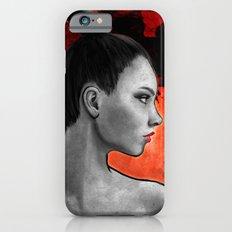 Red Warrior Slim Case iPhone 6s