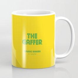 Claudio Ranieri FC Nantes Manager Coffee Mug
