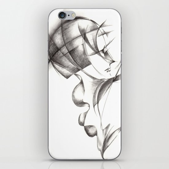 Hommage de Cloud Atlas iPhone & iPod Skin