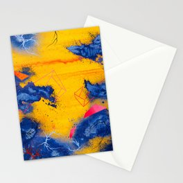 These Fleeting Moments Trapped In Eternity Stationery Cards