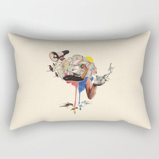 Voicething Rectangular Pillow