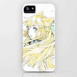 Akiko iPhone Case