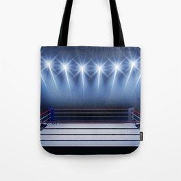 Boxing arena Tote Bag