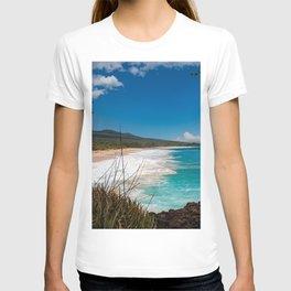 Big Beach from Little Beach T-shirt