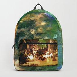 Glistening Pond Backpack