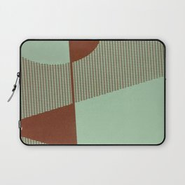 Mid Modern Retro Atomic Laptop Sleeve