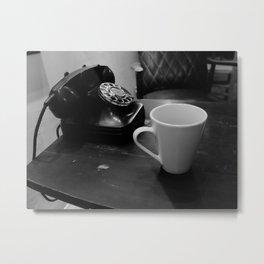 Abstrait Metal Print