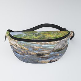 Guadalupe River Fanny Pack