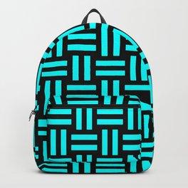 Equal Parts Aqua Backpack
