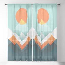 Everest Sheer Curtain