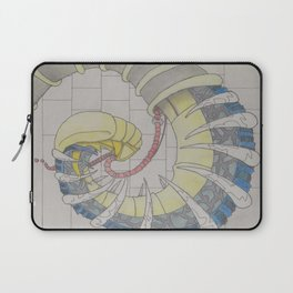 When nature fights back Laptop Sleeve