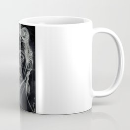 Donna Enigmatica #5; Vivien Solari #1 (B) - Artist: Leon 47 ( Leon XLVII ) Coffee Mug