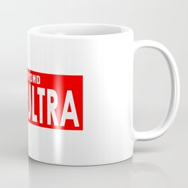 Plus Ultra Banner Coffee Mug