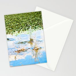 Splash the Clouds Stationery Cards