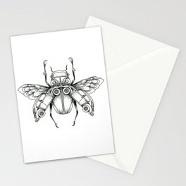 Beetle-Beetle Stationery Cards