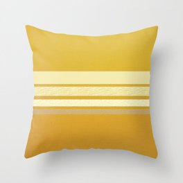 Colonel Mustard Throw Pillow