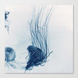 Deep Blue Sea #3 Canvas Print