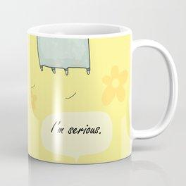 Why So Serious....Cat Coffee Mug