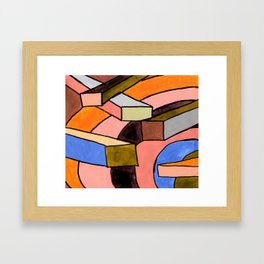 Design 1 Framed Art Print
