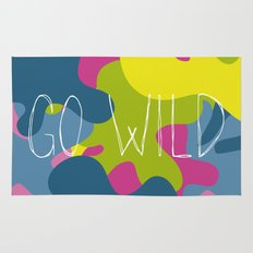 Go wild! Rug