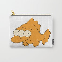 Three Eyed Fish Carry-All Pouch