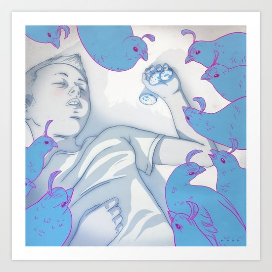 IdN: The Ark Project Art Print