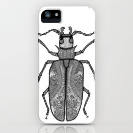 Titan Beetle iPhone Case