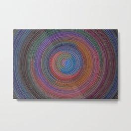 Abstract Galaxy 100 Metal Print