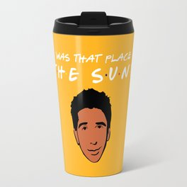 Was that place... The Sun?! - Friends TV Show Travel Mug