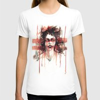 vampire diaries T-shirts featuring VAMPIRE by AkiMao