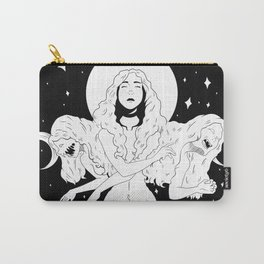 Divided Carry-All Pouch