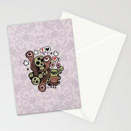 COSMIC LOVE ZONE Stationery Cards