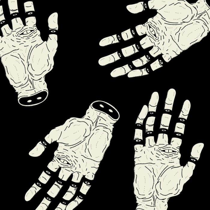 THE HAND OF ANOTHER DESTYNY Leggings