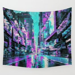 CITY IN*K Wall Tapestry