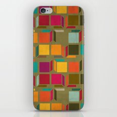 Square iPhone & iPod Skin