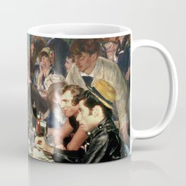 Renoir's Luncheon of the Boating Party & Grease Coffee Mug