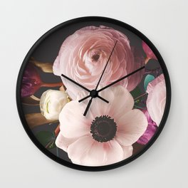 Darkest desires Wall Clock