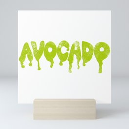 Avocado Mini Art Print