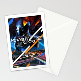 Visions of the Future :: Minority Report Stationery Cards