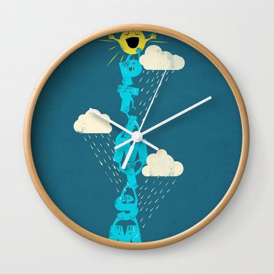Yay for Optimism! Wall Clock
