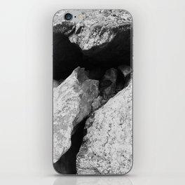 Cunningham Falls Rock Detail 1 iPhone Skin