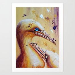 Complicity | Complicité Art Print