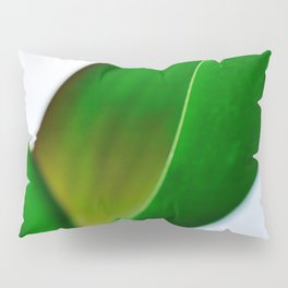 Orchid leaves Pillow Sham