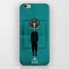 disco man iPhone & iPod Skin